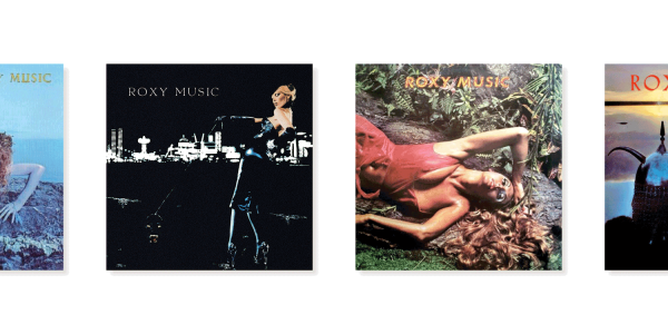 Roxy Music Album Covers