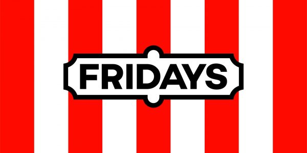 TGI Fridays new logo and identity