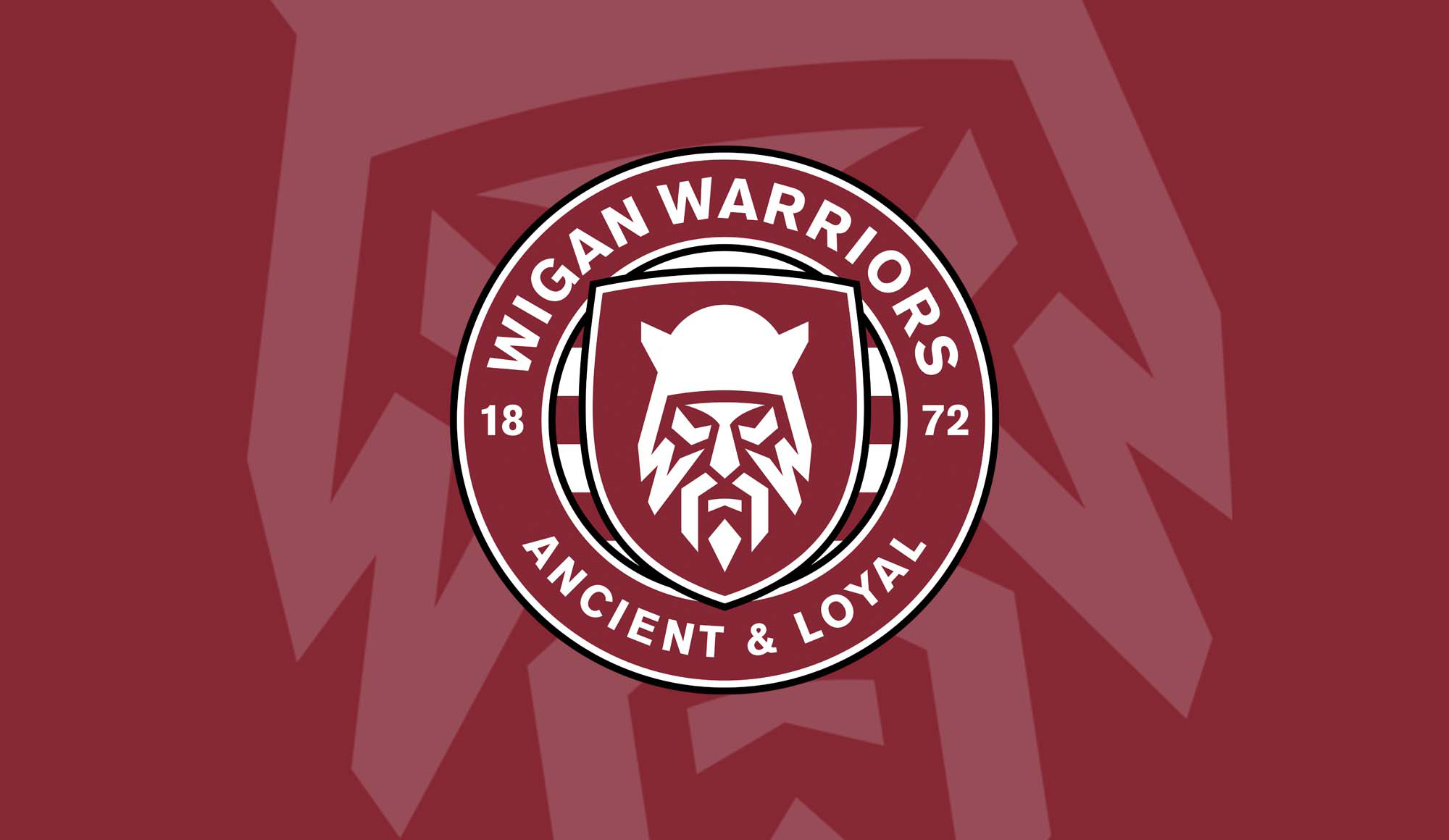 Wigan Warriors new logo
