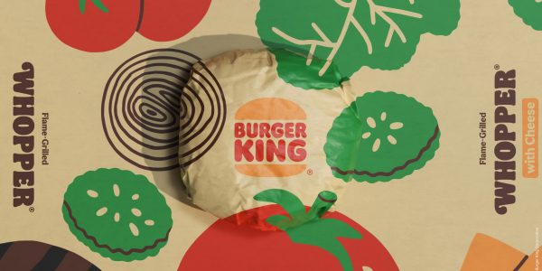 Burger King's deliciously retro new logo